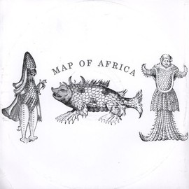 Map Of Africa (LP)