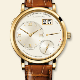A. LANGE & SÖHNE - GRAND LANGE 1  (Model in 18-carat yellow gold)