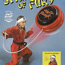 Daft Punk - OFFICIAL YOYO ® STRING OF FURY
