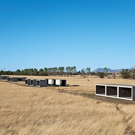 Donald Judd - The Chinati Foundation, Marfa, Texas