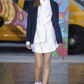 DKNY - SPRING/SUMMER 2014 READY-TO-WEAR
