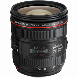 Canon - EF24-70mm F4L IS USM