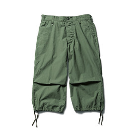 SOPHNET. - CROPPED WIDE WORK PANT