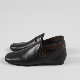 Christophe Lemaire - Leather Loafer