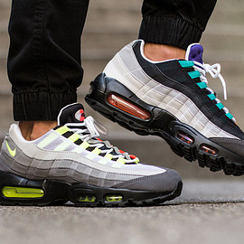 Nike - Air Max 95 OG Greedy - What The Air Max 95