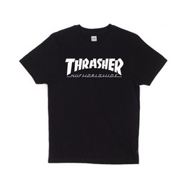HUF - HUF X THRASHER TOUR TEE (Black)