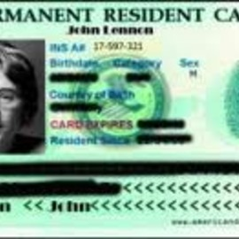 US GREEN CARD(アメリカ永住権)