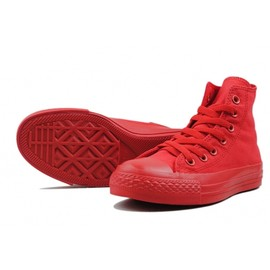 Converse - Chuck Taylor All Star canvas high All red