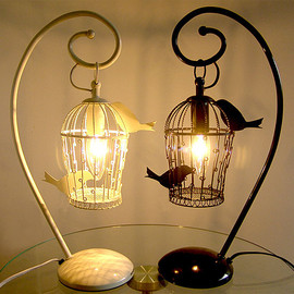 ART WORK STUDIO - BIRDCAGE-table lamp