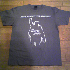 Rage Against the Machine - The Battle of JAPAN T