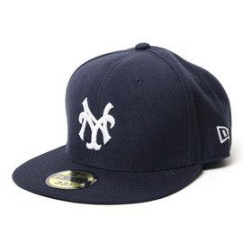 BBP - NY Subway Monogram Fitted Cap