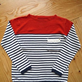 Anachronorm - Border Boat Neck Sweater