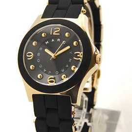 MARC BY MARC JACOBS - watch black gold