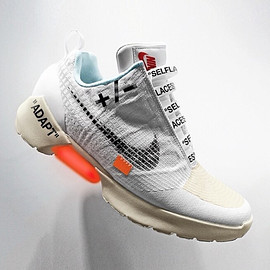 NIKE - HyperAdapt - Off-White Custom