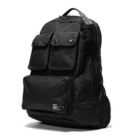 Haven, PORTER - Utility Day Pack (X-Pac Cordura® Nylon) - Black