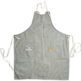H.W. Carter & Sons - Ticking Stripe Carpenter Apron