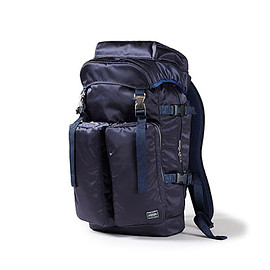 SOPHNET. ✖️ PORTER - BACK PACK NAVY