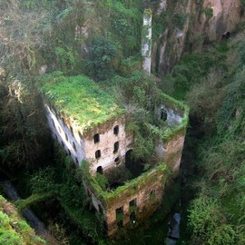 Sorrento, Italy - 'Abandoned Mill'