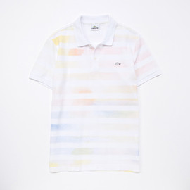 LACOSTE - Aquarelle polo shirt