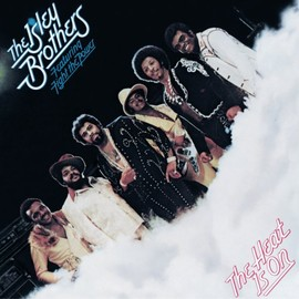 The Isley Brothers - Heat Is on