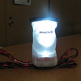 mont-bell - CRASHABLE LANTERN SHADE