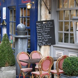 Paris - ~ Paris Cafe ~*= This is at the top of my dream list along with going to Tuscany