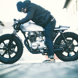 Chappel Customs Yamaha XS650