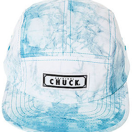 Chuck Originals - The Dye Trying Camp Cap in Turquoise