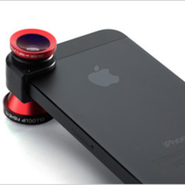 Three-in-One Lens for iPhone 4 iPhone