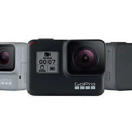 GoPro - HERO 7 Black/Silver/White