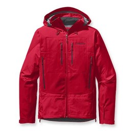 patagonia - Patagonia Men's Triolet Jacket Red Delicious w/Graphite Navy