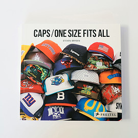 STEVEN BRYDEN - Caps One Size Fits All