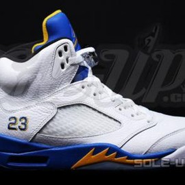 Nike - NIKE AIR JORDAN V RETRO 'LANEY'