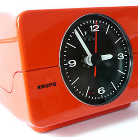 Krups - analogue alarm clock