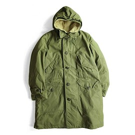 U.S.ARMY - M-47 Overcoat Parka Pile Liner