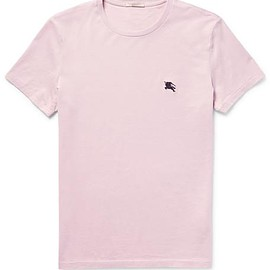 Burberry - Brit Slim-Fit Cotton-Jersey T-Shirt