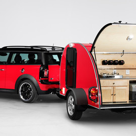 MINI - Cowley Caravan