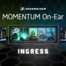 SENNHEISER - MOMENTUM On-Ear INGRESS Enlightened/Resistance