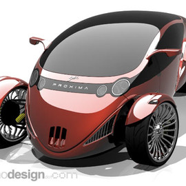 alvinodesign - Three wheel vehicle