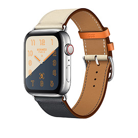 Apple, Hermès - WATCH Hermès SERIES 4: Leather Single Tour