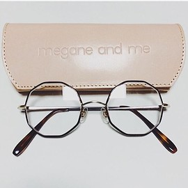 megane and me - メガネ