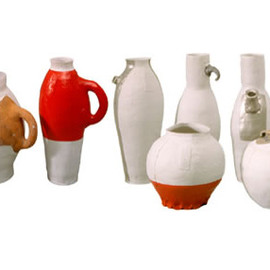 Hella Jongerius - pottery collection