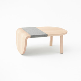Nendo for Walt Disney Japan - Pooh-Table Collection