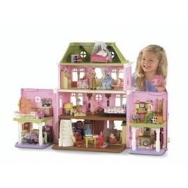 fisher price  - dollhouse