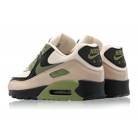 NIKE - Air Max 90 NRG - Light Cream/Alligator-Pale Ivory/Black