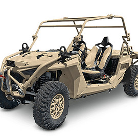Polaris - MRZR Alpha 2 - Military Tan