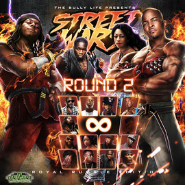 Various Artists - Street Wars: Round 2