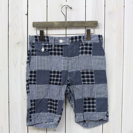 Engineered Garments - Cambridge Short-Patchwork(Navy)