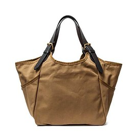 FILSON - TWILL CARRY ALL TOTE (タン)