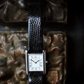 Cartier - 1980's ANTIQUE WATCH
